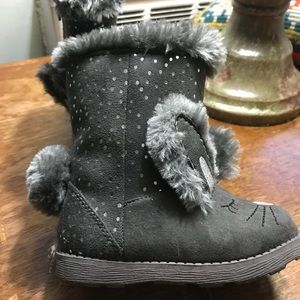 Cat and Jack Toddler Winter Boots